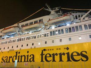 Corsica Sardina Ferries Navi Gialle