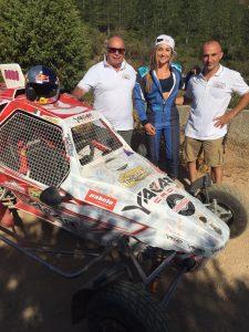 Nicola Rudy Dorotea Kart Cross Loelle